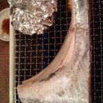 鰓呼吸 - マグロのカマ焼き