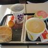 マクドナルド - 料理写真:メガマフィン×ソーセージマフィン