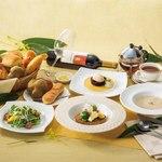 ベーカリーレストランサンマルク - サンマルク匠コース