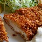 LOOP - ササミチーズカツ定食