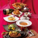 ベーカリーレストランサンマルク - サンマルクステーキコース