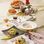 ベーカリーレストランサンマルク - 季節の誕生日コース