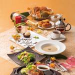 ベーカリーレストランサンマルク - 誕生日スペシャルコース