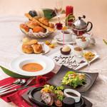 ベーカリーレストランサンマルク - 誕生日プレミアムコース