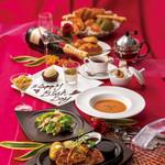 ベーカリーレストランサンマルク - 誕生日ロイヤルコース