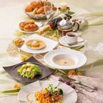 ベーカリーレストランサンマルク - 結婚記念日コース