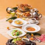 ベーカリーレストランサンマルク - 結婚記念日スペシャルコース