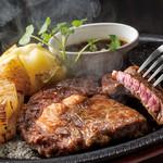 サンマルク - 牛リブロースステーキ