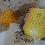 MAMANO CHOCOLATE - 少女の紙袋が意外でした