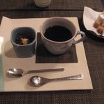 わんずはーと・かふぇ - 食後のドリンク(お菓子付)(2016.10)