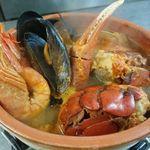 ふらいぱん - 魚介たっぷり♪ブイヤベース鍋