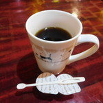 食香閣 - コーヒーサービス