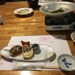 十兵衛の宿 - 料理写真: