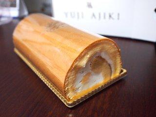 スイーツガーデン ユウジアジキ - 安食ロール 1,450円