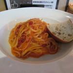 東麻布 ringo DINING - 灼熱アラビアータ 900円。