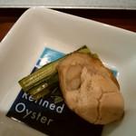 ザ・カーブ・ド・オイスター - うまみおいしい燻製みたいでした