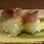61124618 - 鮨 さば寿司