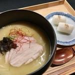 かまだ茶寮 円山 - 北海道米麺 フォー