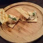 61125489 - クリームチーズの醤油漬け