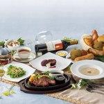 ベーカリーレストランサンマルク - ステーキランチコース