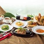 ベーカリーレストランサンマルク - プレミアムステーキランチコース