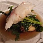 TAKAO - 料理写真:椎茸,鱈