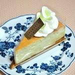 グラマシーニューヨーク - '16.12チーズケーキ