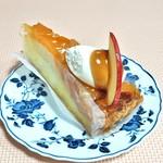 グラマシーニューヨーク - '16.12りんごのケーキ
