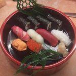 旬のおすすめにぎり鮨(7貫)