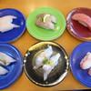 金太郎 - 料理写真:太刀魚(由良産)、メゴチ(由良産)、スズキ(由良産)、コロ鯛(由良産)、大ネタ大トロ、炙りまぐろ塩レモン