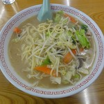 丸正 - 料理写真:チャンポン