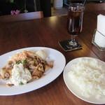 洋食オリホン Yoshoku BAR & Restaurant - ORihon焼き 864円
