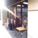 Boulangerie Miyanaga - ファサード '16 3月中旬