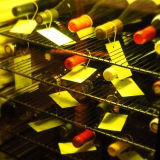 自然派ワイン・ヴァンナチュール(フランス・イタリアのみ)