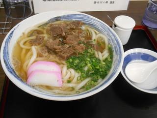 讃岐うどん 椿 - 肉うどん(大) ♡