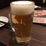 積丹浜料理 第八 太洋丸 - 【2016年12月】ビール(^^♪
