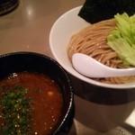 つけ麺 五ノ神製作所 - 海老つけ麺(800円)