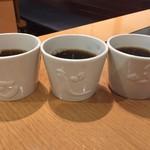 京豆冨不二乃 - 黒豆コーヒー