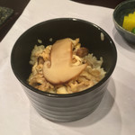 お料理 七草 - 松茸ご飯