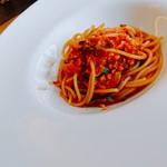 61147245 - タコとセロリのトマト煮
