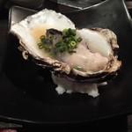 梨の家 - 牡蠣のさっぱりみぞれ煮