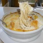 カフェハウスめーあ・べるく - 麺