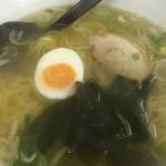 昌龍 - あっさりスープ