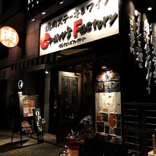 堺・肉ビルにあるGF