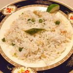 亜州食堂 チョウク - マタルプラオ(インド料理)/DinnerMenu