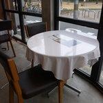 ミュゼ オオサカ - ☆丸テーブルもありましたぁ(^^♪☆