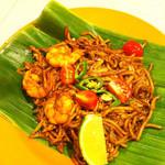 亜州食堂 チョウク - ミーゴレン ママッ(マレーシア料理)/DinnerMenu