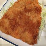 関空食堂 - イワシフライ