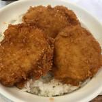 栄寿亭 - タレかつ丼 A アップ