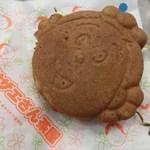 61153454 - サザエさん焼/月島もんじゃ味(チーズ入):210円